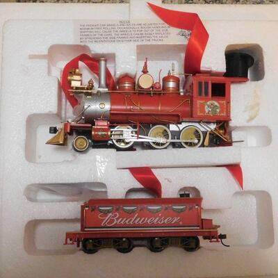 Trains and Accessories