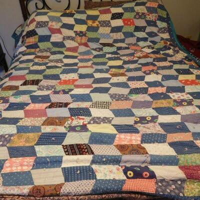 Beautiful Quilt - View All
