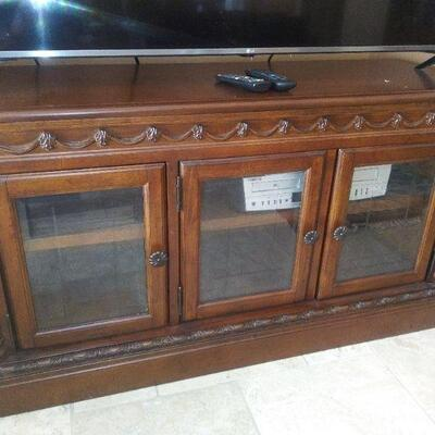 TV cabinet $45