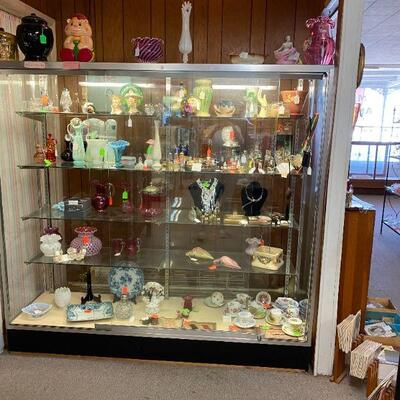 Display Case not for sale