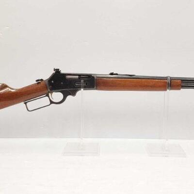 1026  Marlin 336 .30-30 Win Lever Action Rifle CA OK Serial Number: 72059278 Barrel Length: 19.5
