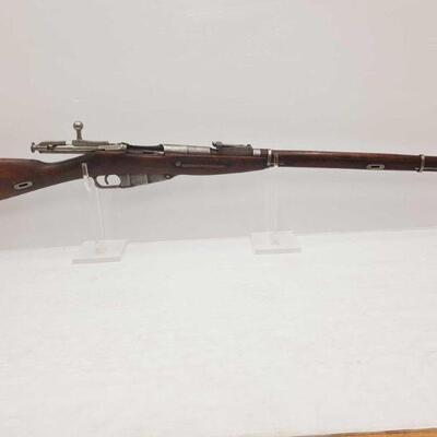1052  Mosin Wagant 1937R M91/30 7.62x54R Bolt Action Rifle Serial Number: 117365 Barrel Length: 29
