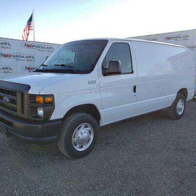 122 2011 Ford Econoline CURRENT SMOG See Video CURRENT SMOG Year: 2011 Make: Ford Model: Econoline Vehicle Type: Van Mileage: 115117...