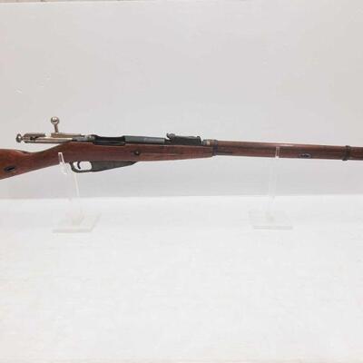 1044  Mosin-Nagant 1938 7.62x54R Bolt Action Rifle Serial Number: 4074 Barrel Length: 29