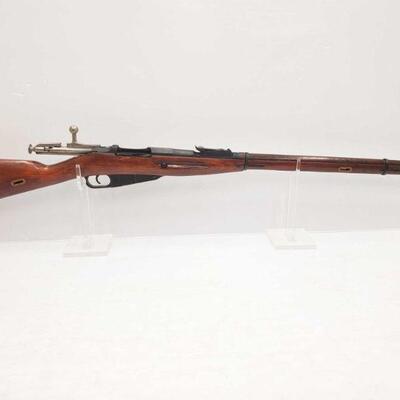 1046  Mosin Nagant M91/30 7.62x54R Bolt Action Rifle Serial Number: 9130124922 Barrel Length: 29