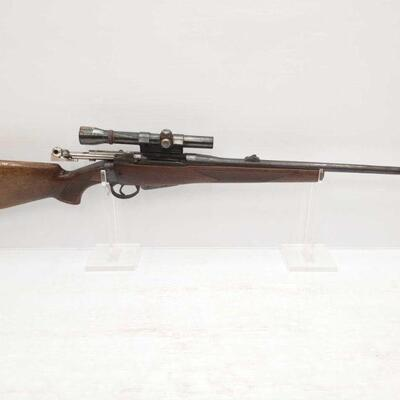 1072  Golden State Arms 1941 Supreme .303 Bolt Action Rifle with Weaver Scope Serial Number: P20402A Barrel Length: 22