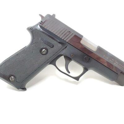 702  Browning BDA By Sig Sauer .45 Auto Pistol CA OK, No CA Shipping Serial Number: 395RR4366 Barrel Length: 4.5