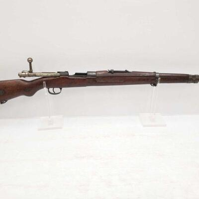 1084  Zbrojovka Brno V2 24 7.92x57 Bolt Action Rifle Serial Number: SR7750 Barrel Length: 23