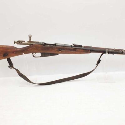1020  Mosin-Nagant M1944 7.62x54R Bolt Action Rifle with Bayonet Serial Number: TT4531 Barrel Length: 20