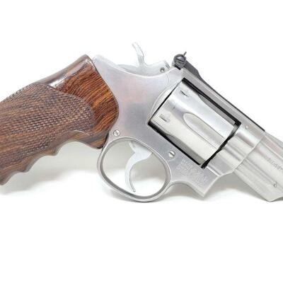 640  Smith & Wesson 66-1 .357 Mag Revolver CA OK, No CA Shipping Serial Number : 96K7054 Barrel Length: 2.5
