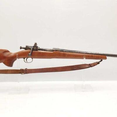 1018  Springfield 1903 30-06 Bolt Action Rifle CA OK Serial Number: 1406448 Barrel Length: 24