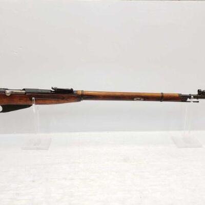 1004  Mosin-Nagant M91/30 7.62x54 Bolt Action Rifle CA OK Serial Number: 9130069359 Barrel Length: 28