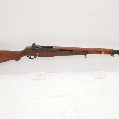 1080  Springfield .30-06MI Semi-Automatic Rifle Serial Number: 541475 Barrel Length: 24