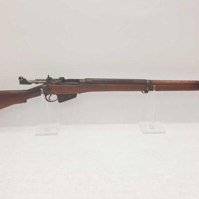 1062  Lee Enfield 4MK1 303 Bolt Action Rifle Serial Number: AA00683 Barrel Length: 25.5