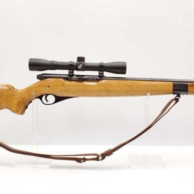 1010  Mossberg 151m .22lr Semi Auto Rifle CA OK Serial Number: 2Antique Barrel Length: 20