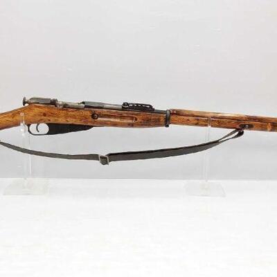 1008  Mosin-Nagant M91/30 7.62x54 Bolt Action Rifle CA OK Serial Number: 189160 Barrel Length: 31