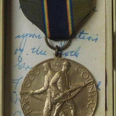 1949 American Legion School Award