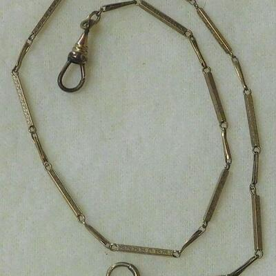 14k Watch Chain