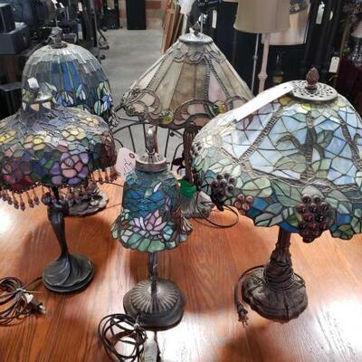 #3056 • 5 Lamps sizes range from 20