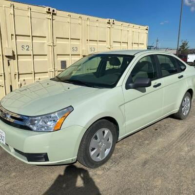 115	  2010 Ford Focus CURRENT SMOG ONLY 8600 MILES SEE VIDEO... Year: 2010 Make: Ford Model: Focus Vehicle Type: Passenger Car...
