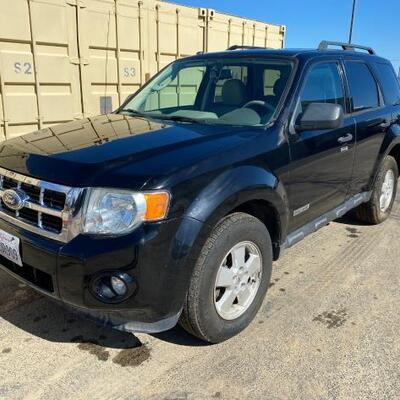 2012 Ford Escape CURRENT SMOG SEE VIDEO... Year: 2012 Make: Ford Model: Escape Vehicle Type: Multipurpose Vehicle (MPV) Mileage:70759...
