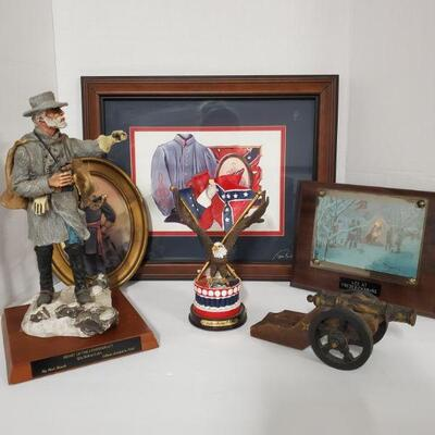 Heart of Confederacy General Lee by Rod Bench 7x13