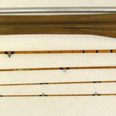 Vintage Abercombie & Fitch fly fishing rod