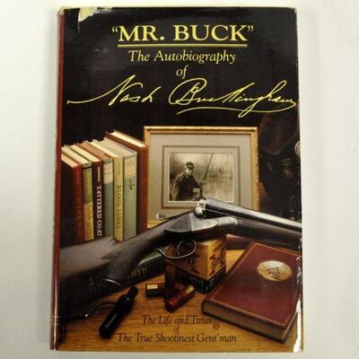 Several books by hunter and conservationist Nash Buckingham
