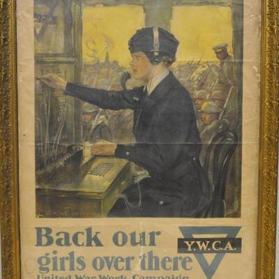 WWII era poster