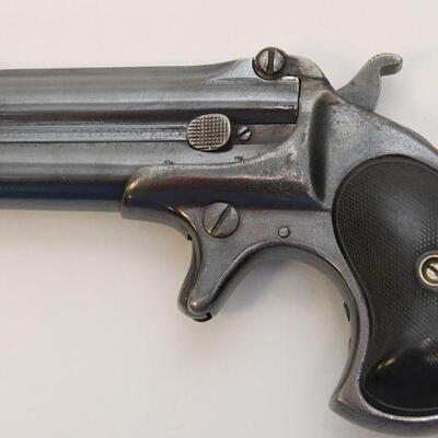 Remington .41 cal. derringer