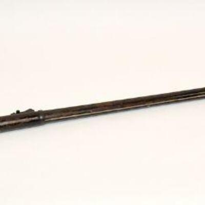 Springfield 1873 trapdoor rifle with bayonet