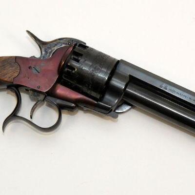 LeMat Revolver .44 cal. and 20 ga. combo - reproduction.