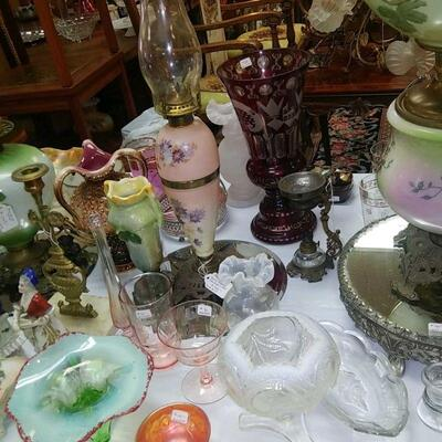 all RW glass ware  fifty percent off