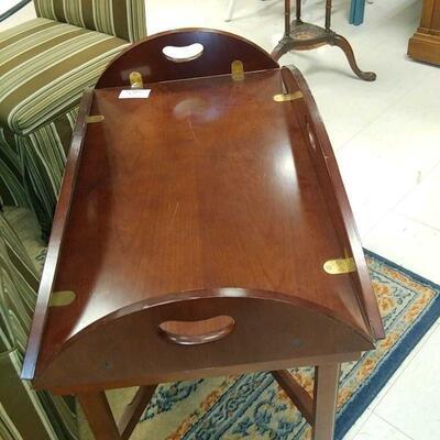 butler coffee table  40.00