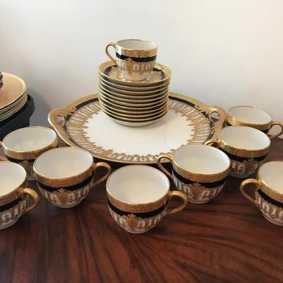 Haviland, Limoges 21 pieces $180