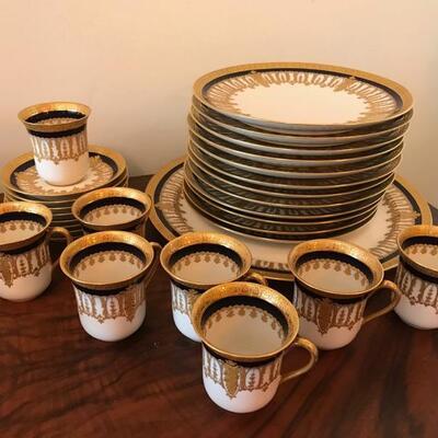 Haviland, Limoges 29 pieces $405