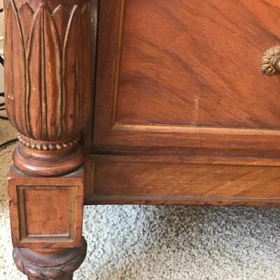 Aimone Mfg., New York 6 drawer dresser $350 53 1/2 X 24 1/2 X 34 1/2