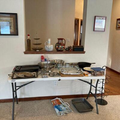 Kitchenware & smalls