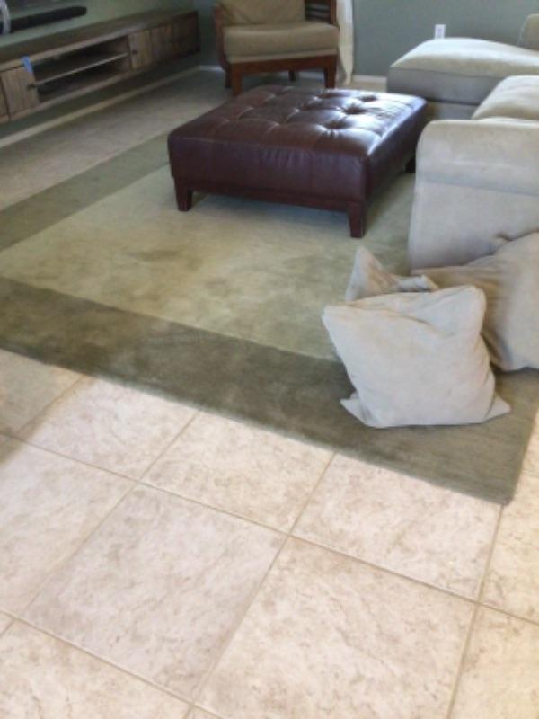 3 custom area rugs