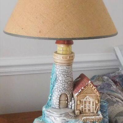 Matching Lamp