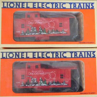 Department 56 Lionel Trains - View All