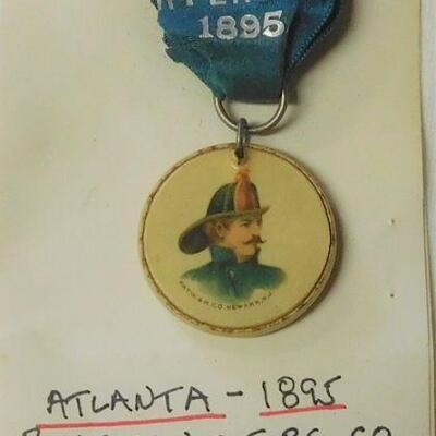 Atlanta 1895 Vigilant Fire Co.