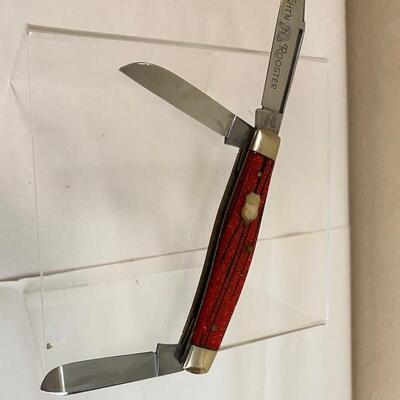 Solingen Fight'n Rooster Pocket Knife