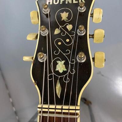 1958 Hofner President Guitar