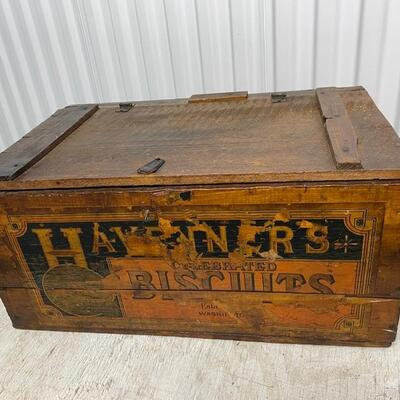 Farmhouse Large Wooden Crate