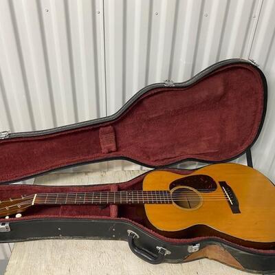 1941 Pre-War Martin 00-18 Guitar