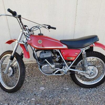 21: 1976 Bultaco Bultaco VIN: PB-16500033 Plate:  5QEI117 Doc Fee:  $70 DMV Registration Fee:  $773.00 (in California)  Notes: California...