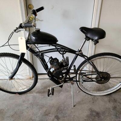 1 • Shwinn Motorized Bicycle