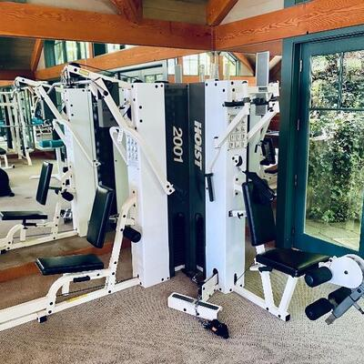 Hoist Multi-station Home Gym Model 2001