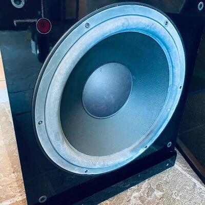 Velodyne speaker/subwoofer